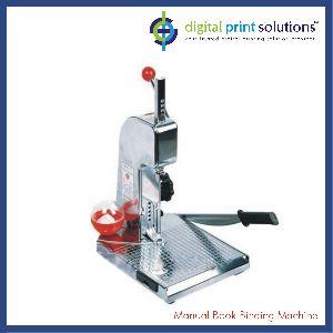 Manual Book Binding Machine