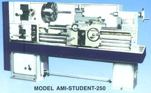 Ami-Student All Geared Lathe machine