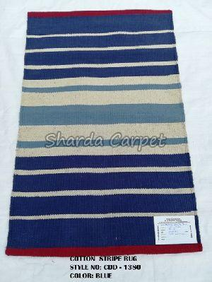 Cotton Striped Rugs 02