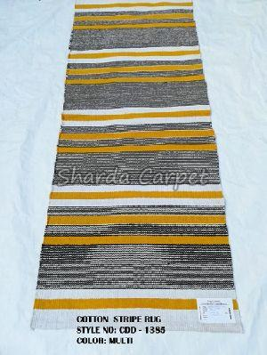 Cotton Striped Rugs 07