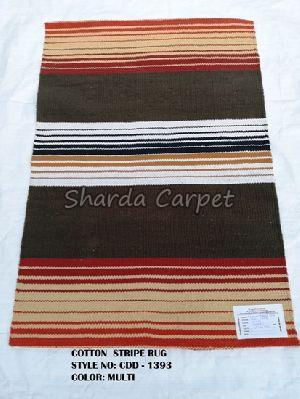 Cotton Striped Rugs 11