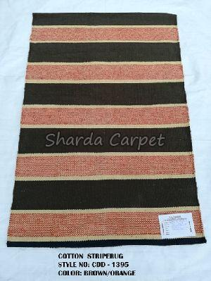 Cotton Striped Rugs 13