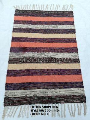 Cotton Striped Rugs 15