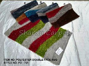 Double Face Polyester Rugs 03