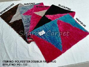 Double Face Polyester Rugs 05