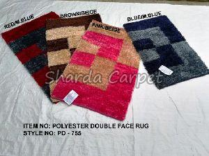 Double Face Polyester Rugs 09