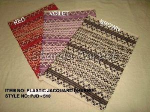 Plastic Jacquard Dhurries 04