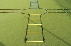 Foot Speed Ladder Quad Flat