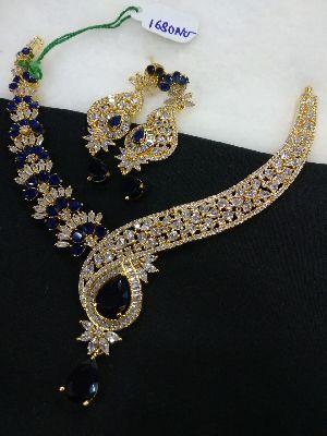 Gold Necklaces Set 05