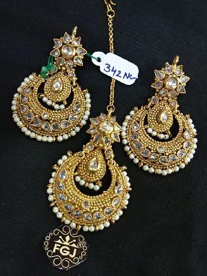 Gold Necklaces Set 10