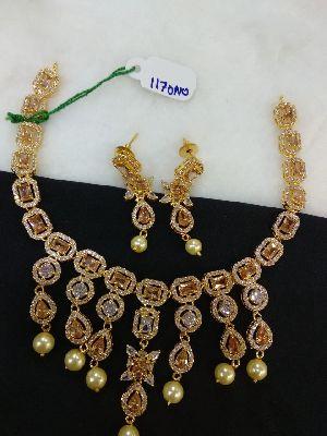 Gold Necklaces Set 11