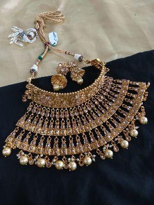 Gold Necklaces Set 15