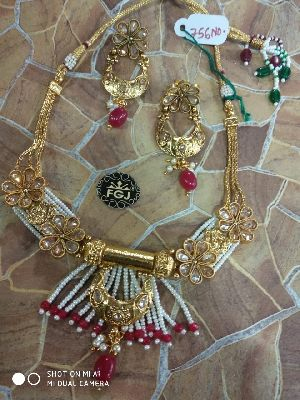 Silverado Necklace Set 13