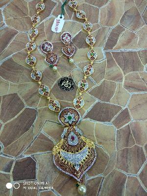 Silverado Necklace Set 19