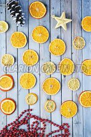 Dry Yellow Lemon