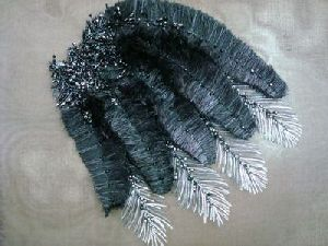 Embroidery Feather Fur