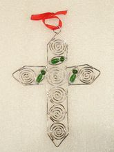 Wall Mounted Iron Decorative Cross