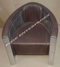 Decor One Seater Sofa