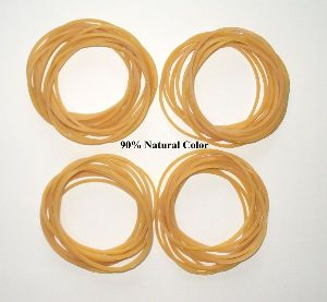 90% Compound Rubber Bands