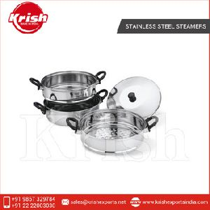 stainless steel steamers