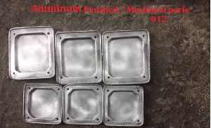 Aluminium Finished / Machined parts of Casting 012