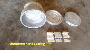 Aluminum Sand Casting 003