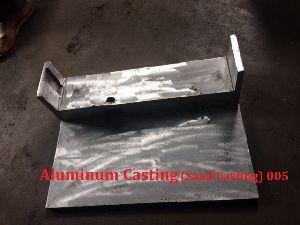 Aluminum Casting (Sand Casting) 005