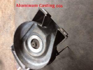Aluminum Sand Casting 07