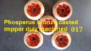 Phosperus Bronze Casted Impper Duly Machine