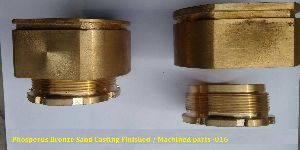 Phosphor Bronze and Casting Finished Machined Parts
