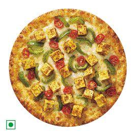 Peppy Paneer Pizza