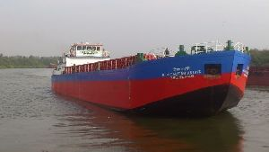 Self Propelled Barge