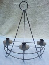 Wall Candle Stand