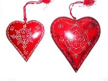 decoration hanging heart