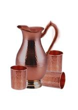 Water Jug Mugs Set