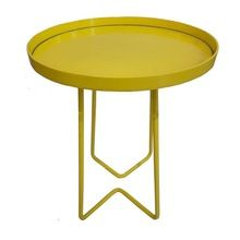 Tray Top Side Table