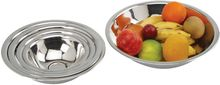 Stainless Steel Mixing Salad Bowl