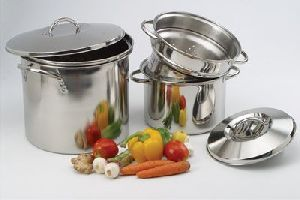 Stock Pot Steamer