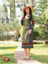 Simple Kurti Neck Designs