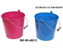 galvanized sheet bucket