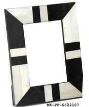 Handicraft Natural Horn Photo Frames