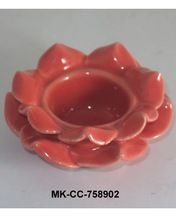 Indian Ceramic Candle Holder