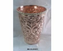 Pure Copper Drinking Glass