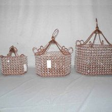 Iron Mesh Basket Handle