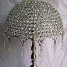 umbrella head table centerpiece