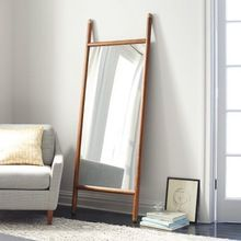 view mirror photo frame