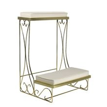 wedding iron table