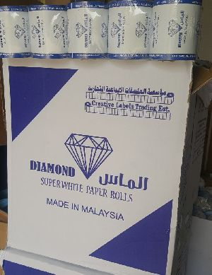White Paper Rolls 01