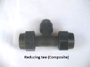 Composite Reducing Tee