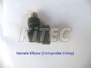 Composite Crimp Female Elbow